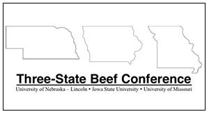 Three State Beef Conference logo
