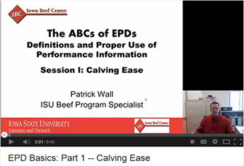 ABCs of EPDs part 1