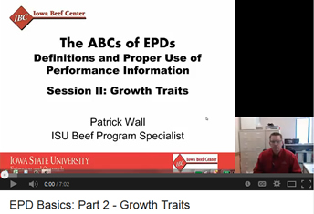 ABCs of EPDs part 2