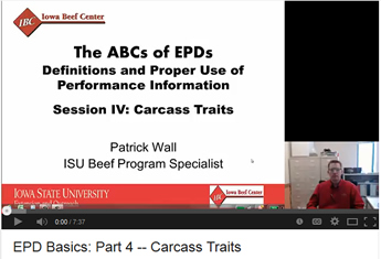 ABCs of EPDs part 4