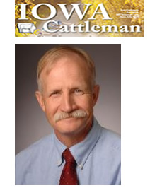 Dan Loy in The Cattleman Magazine