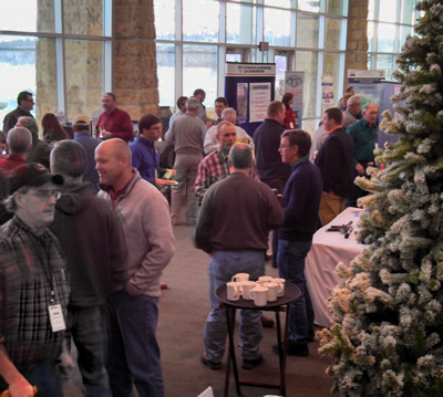 Previous Driftless Region Beef Conference trade show attendees