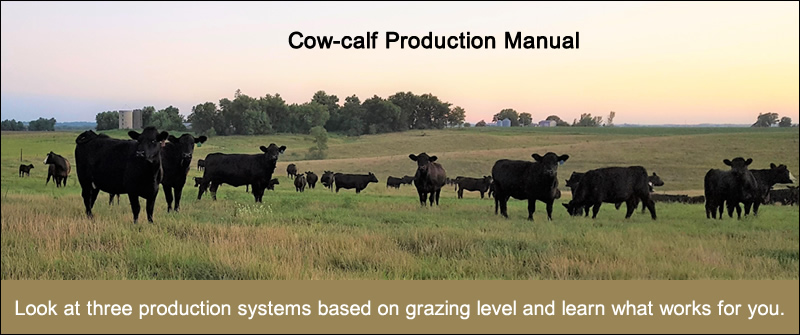 Cow-calf production manual