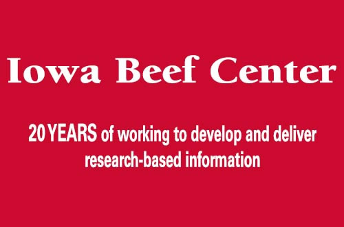 Iowa Beef Center celebrates 20 years of working for the industry